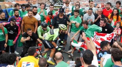 Gran balance final en La Vuelta para el Murias Team