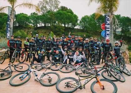 Gran éxito de la III edición del evento de MTB Compex Camp Bike