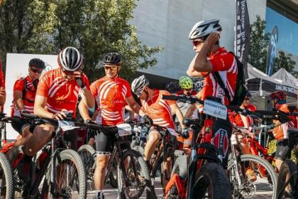 Gran éxito de público y participación en Cofidis Madrid eBike City