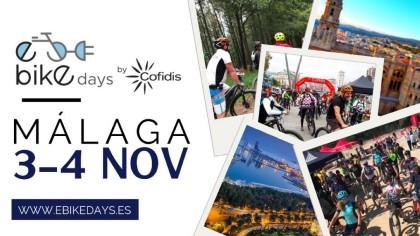 Gran expectación en Málaga para recibir una nueva edición de los Ebike Days