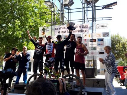 Henrique Miranda Walace vence de nuevo en el Downtown Gran Premi Internacional Ciutat de Lleida
