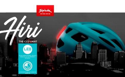 HIRI: El casco urbano de Spiuk para la jungla de asfalto