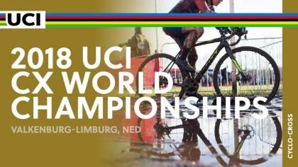 Horarios y cómo seguir el mundial de ciclocross 2018