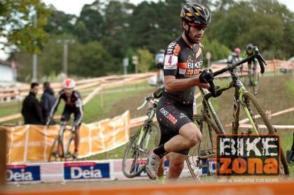 Ibai Arco, corredor de Bikezona Team, convocado por la selección de Euskadi