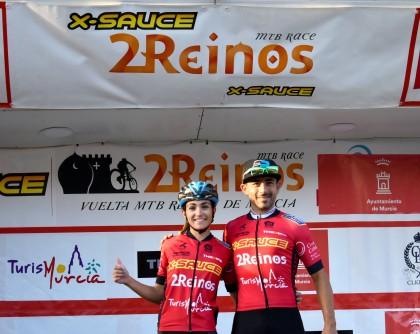 Isma Sánchez y Desiré Moya triunfan en la X-Sauce 2 Reinos MTB