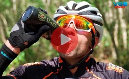 Isotonic Drink de Crown Sport Nutrition para una correcta hidratación