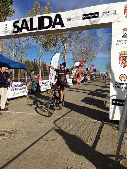 Israel Castañeda hace balance de su temporada de ciclocross 2019