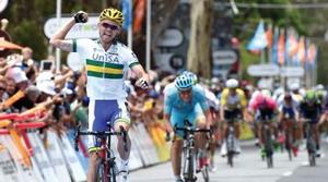 Jack Bobridge gana la primera etapa del Tour Down Under