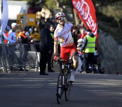 Jesús Herrada logra el primer triunfo en la  XXVIII Playa de Palma Challenge Ciclista Mallorca