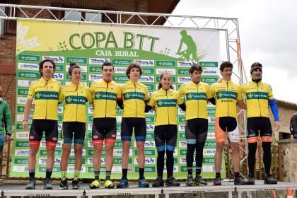 Jesús Torres y Olatz Odriozola ganan en Di Castillo