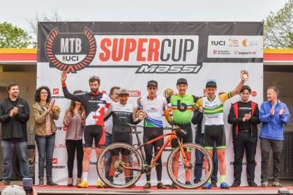 Jofre Cullell imparable en la Super Cup Massi de Santa Susanna