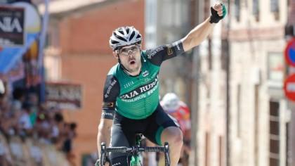 Jon Aberasturi se impone en la 2ª etapa de la Vuelta a Burgos