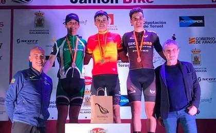 Jon Tena, BZ Team, tercero en el Campeonato de España de Ultramaratón 2019