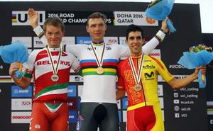 Jonathan Castroviejo se cuelga el bronce en el Mundial de Doha