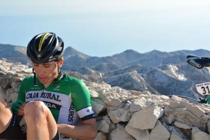 Jonathan Lastra sufre entre los mejores en el terrible Sveti Jure