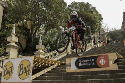 Jordi Simó vencedor del Buff® Down Urban Barcelona