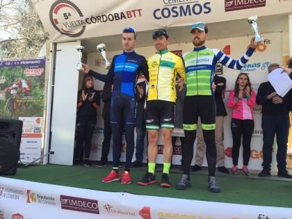 José Luis Carrasco estrena la temporada con victoria en la Vuelta a Córdoba BTT