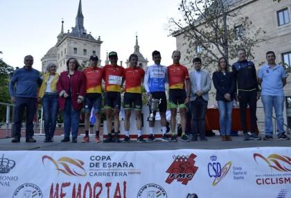Juan Carlos Fernández vuelve a triunfar en el Memorial David Montenegro