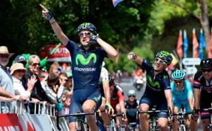 Juanjo Lobato gana la segunda etapa en el Tour Down Under