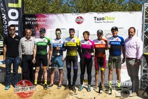Julen Zubero y Anna Villar campeones de la  TwoNav Empordà Btt Extrem