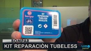 Kit de reparación Tubeless Bompar: La solución definitiva