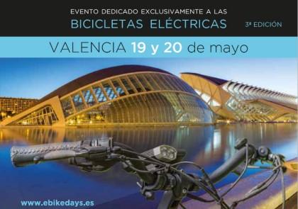 La 3ª Edición de los e-bike days by Cofidis en Valencia