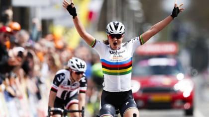 La Amstel Gold Race femenina es para Chantal Blaak