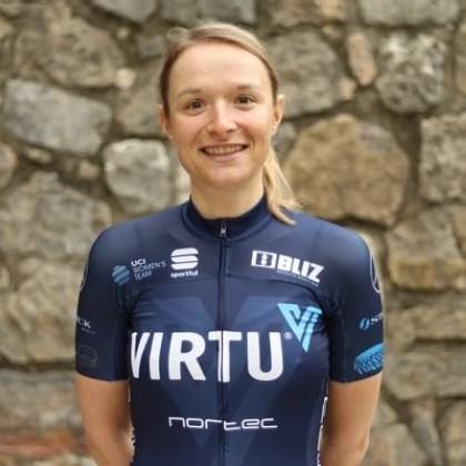 La ciclista suiza Doris Schweizer nueva corredora de Bizkaia-Durango