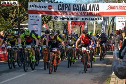 La Copa Catalana Internacional Biking Point pone rumbo a Corró de Amunt