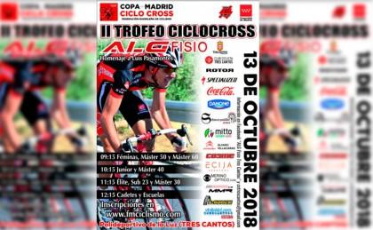 La Copa Comunidad de Madrid de Ciclocross comienza en Tres Cantos