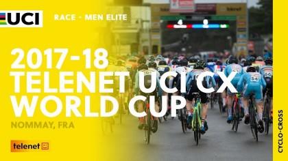 La Copa del mundo de ciclocross en directo desde Nommay