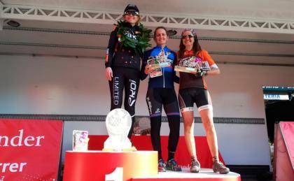 La corredora del BZ Team Meritxell Henales reina indiscutible de los 10.000 del Soplao