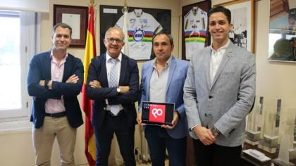 La Fundación Marcelino Oliver presenta su proyecto ante la RFEC