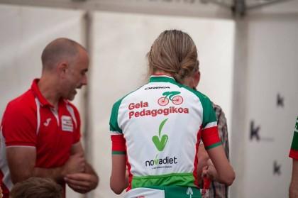 La Gela Pedagogikoa prepara un equipo ciclista femenino para impulsar la cantera