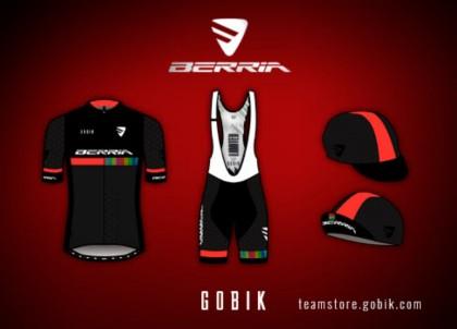 La nueva equipación de Berria ya a la venta