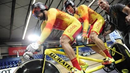 La Selección Española acude plena de ilusión al Mundial de Ciclismo en Pista Adaptado