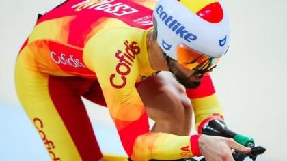 La Selección Española de ciclismo adaptado en pista viaja con ambición al Mundial