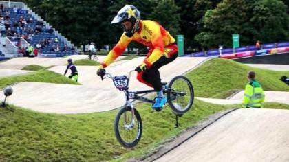 La Selección Española disputa en Valmiera el Campeonato de Europa de BMX Racing