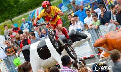 La Selección Española preparada para los campeonatos del mundo de ciclismo urbano