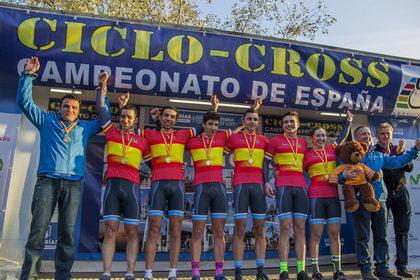 La Selección de Galicia defiende título en Legazpi