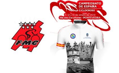 La selección madrileña rumbo al Campeonato de España de ciclocross