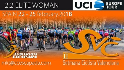 La temporada de carretera femenina comienza con la Setmana valenciana
