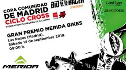La temporada de ciclocross arranca el próximo 14 de Septiembre en Las Rozas