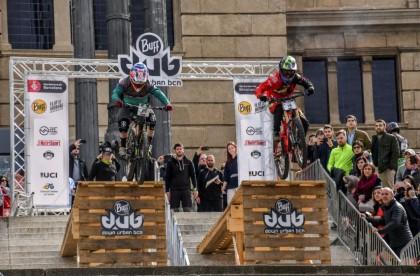 La UCI MTB Eliminator World Cup aterriza en Marzo en Barcelona