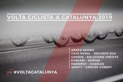 La Volta anuncia los equipos invitados para la 99 edición de la carrera