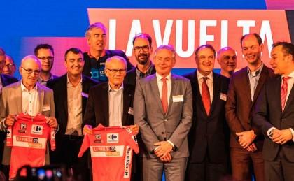 La Vuelta 2020 contará con tres jornadas en los Países Bajos