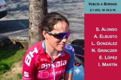 La Vuelta a Burgos, primera parada para Bizkaia-Durango