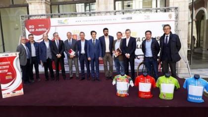 La Vuelta a Castilla y León celebra el Año Jubilar Teresiano