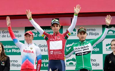 La Vuelta Ciclista a La Rioja anuncia su suspensión