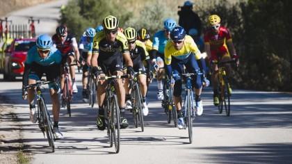 La Vuelta a la Comunidad Valenciana recibe a los mejores corredores del mundo